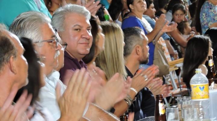 MIGUEL SOTELO SE COMPROMETIÓ A FORTALECER ESTOS CARNAVALES REGIONALES