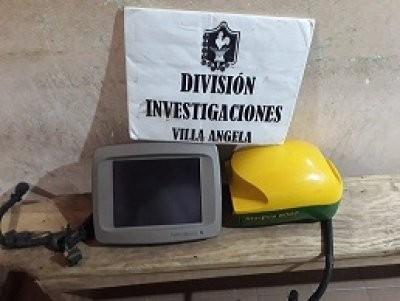 DIVISIÓN INVESTIGACIONES RECUPERÓ UN ELEMENTO TECNOLÓGICO VALUADO EN 17.000 DÓLARES
