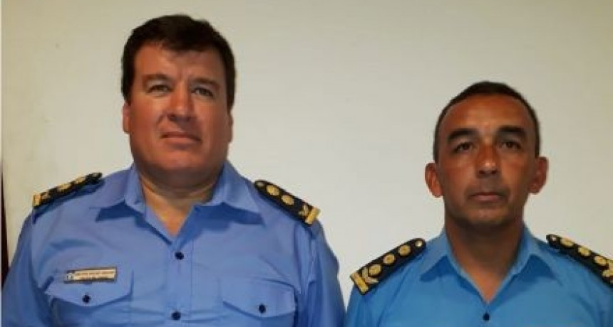 UN  VILLANGELENSE INTEGRA LA NUEVA CUPULA DE LA POLICIA DEL CHACO