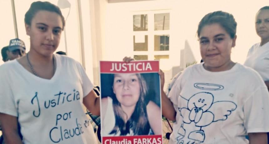 EMOTIVA CARTA DE PEDIDO DE JUSTICIA PARA CLAUDIA FARKAS