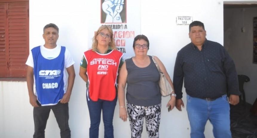 DOCENTES,GREMIOS Y MOVIMIENTOS SOCIALES DE VILLA ANGELA CONVOCAN A LA MARCHA NACIONAL