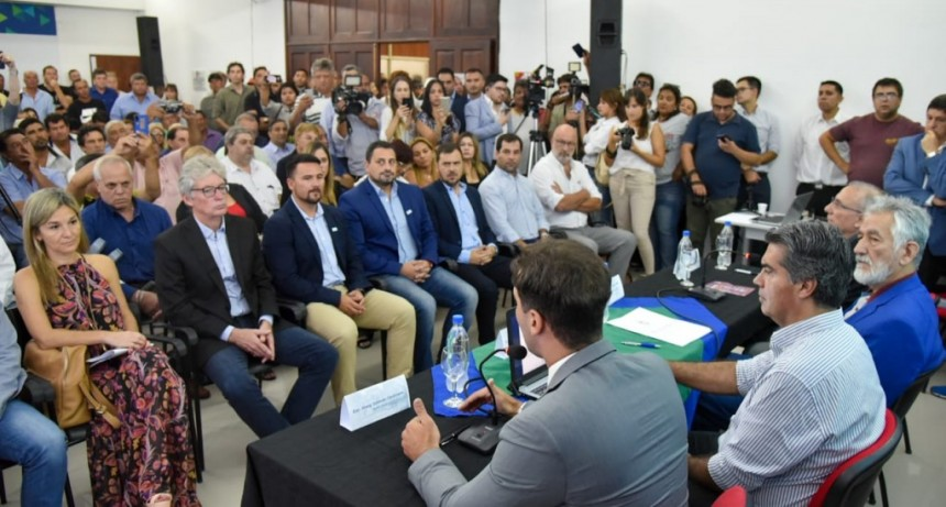 """COOPERACIÓN CHACO-SAN LUIS: """"ESTA CONJUGACIÓN DE ESFUERZOS ES LA CONTINUIDAD DE LAS POLÍTICAS DE INTEGRACIÓN"""", RESALTÓ SAGER"""