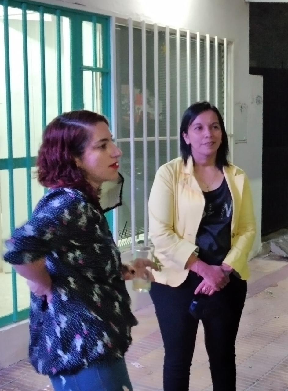 "LILIANA PASCUA ""PEDRO DESDE DONDE ESTÉ, ESTARÁ MUY CONTENTO"""