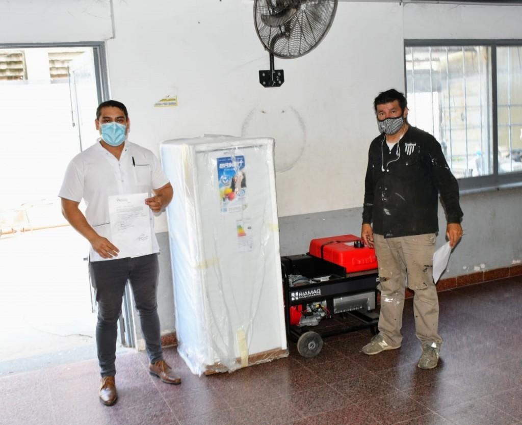SALUD HABILITA NUEVAS POSTAS PARA LA VACUNACIÓN DE PERSONAL SANITARIO DE INSTITUCIONES PRIVADAS