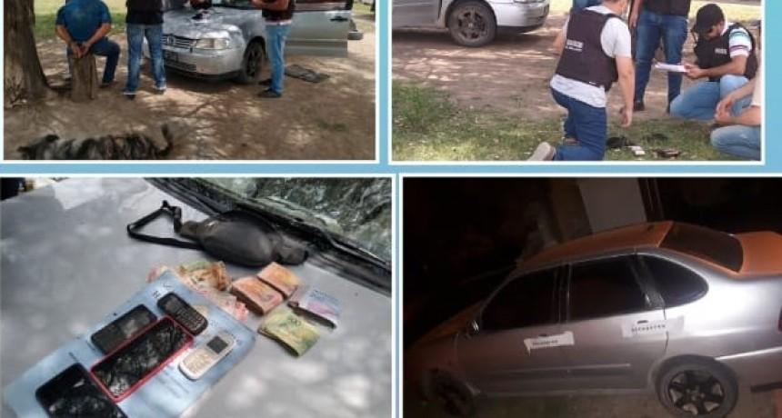 ALLANAMIENTOS HASTA HORAS DE LA MADRUGADA PARA ESCLARECER UN ROBO SUCEDIDO EN EL MES DE ENERO