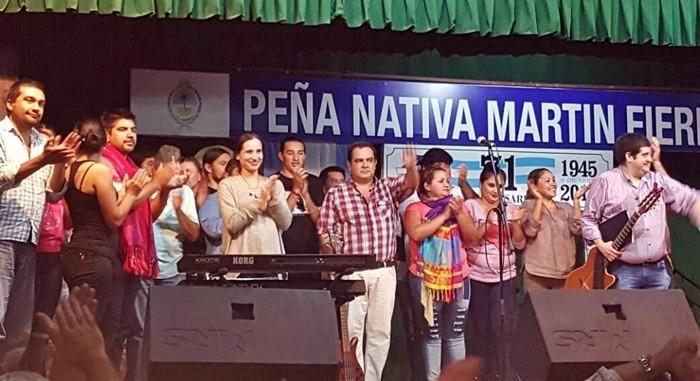 VILLA ÁNGELA BRILLO EN LA PEÑA MARTIN FIERRO DE RESISTENCIA