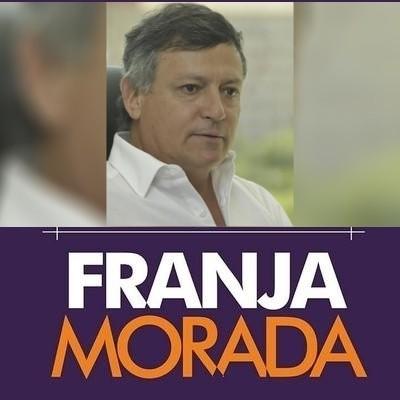 VINCULAN A PEPPO CON FRANJA MORADA