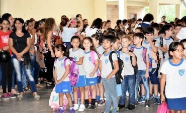 """INICIO DEL CICLO LECTIVO 2017 DE LA ESCUELA PRIMARIA N° 11 """"BARTOLOMÉ MITRE"""""""