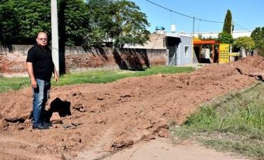 DIRECCIÓN DE SERVICIOS PÚBLICOS TRABAJA LOS FINES DE SEMANA EN ARREGLOS DE CALLES