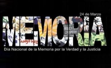 DIVERSAS ACTIVIDAD PARA RECORDAR EL DÍA DE LA MEMORIA, LA VERDAD Y LA JUSTICIA