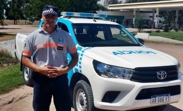NUEVO MÓVIL PARA LA POLICÍA CAMINERA LOCAL