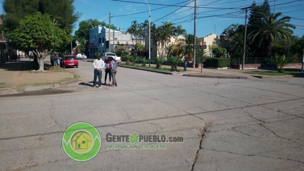 RECONSTRUCCIÓN DE UN SINIESTRO CON RESULTADO FATAL QUE SE DIERA EN EL 2013