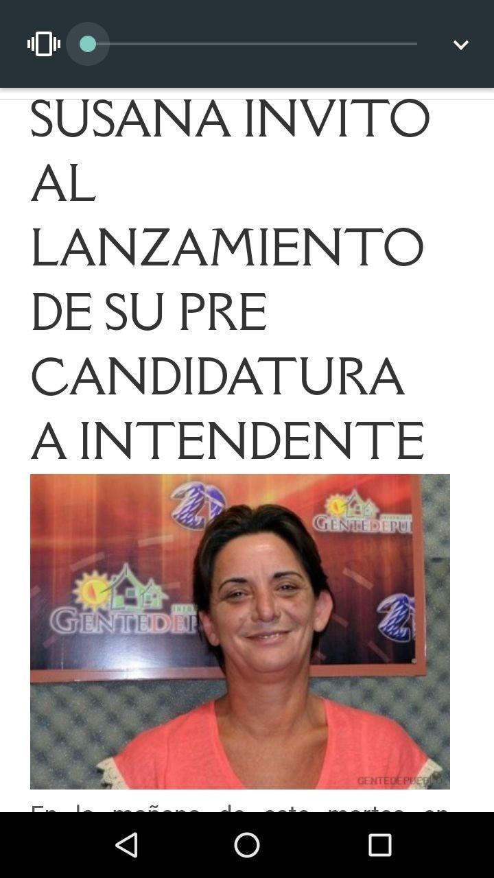 VIRALIZAN NOTICIAS VIEJAS DE GENTEDEPUEBLO.COM
