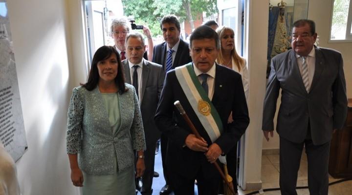 EL GOBERNADOR INAUGURA EL 50º PERÍODO DE SESIONES ORDINARIAS EN LA CÁMARA DE DIPUTADOS