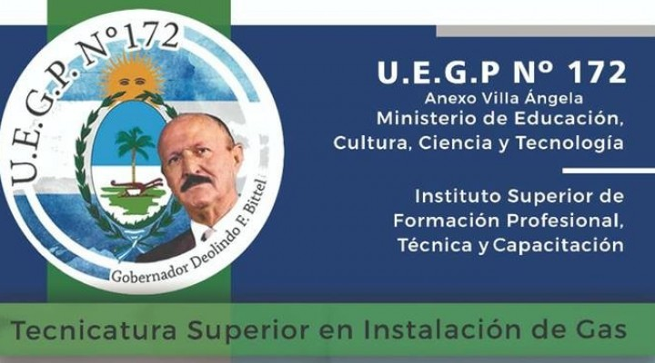 SE ENCUENTRAN ABIERTAS LAS INSCRIPCIONES EN LA UEGP N°172