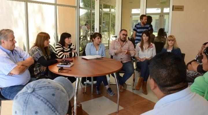 SESIONEMOS JUNTOS: CON AUDIENCIAS PÚBLICAS LA LEGISLATURA INICIÓ LAS ACTIVIDADES EN CASTELLI