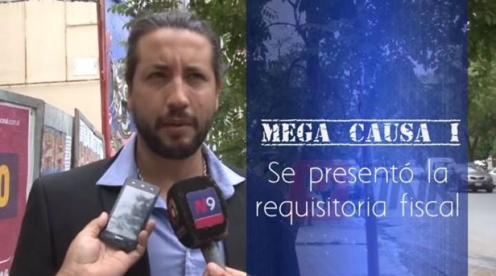 MEGACAUSA I: SABADINI PRESENTÓ LA REQUISITORIA FISCAL E IMPUTÓ A 15 PERSONAS