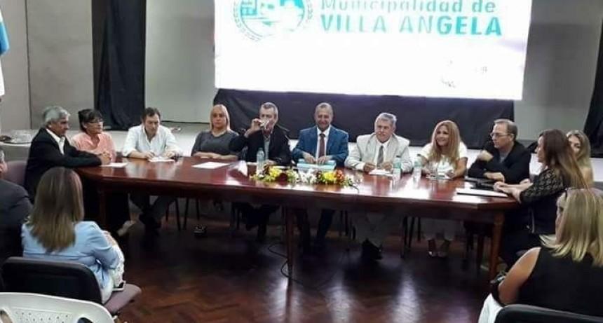 EL INTENDENTE ADALBERTO PAPP ABRIRÁ ESTA NOCHE EL PERÍODO DE SESIONES ORDINARIAS DEL CONCEJO MUNICIPAL