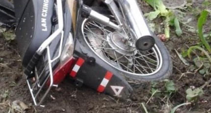 LA POLICÍA RURAL ENCONTRÓ AL JOVEN DESAPARECIDO, CON SIGNOS DE VIOLENCIA DENTRO DE UN  CANAL