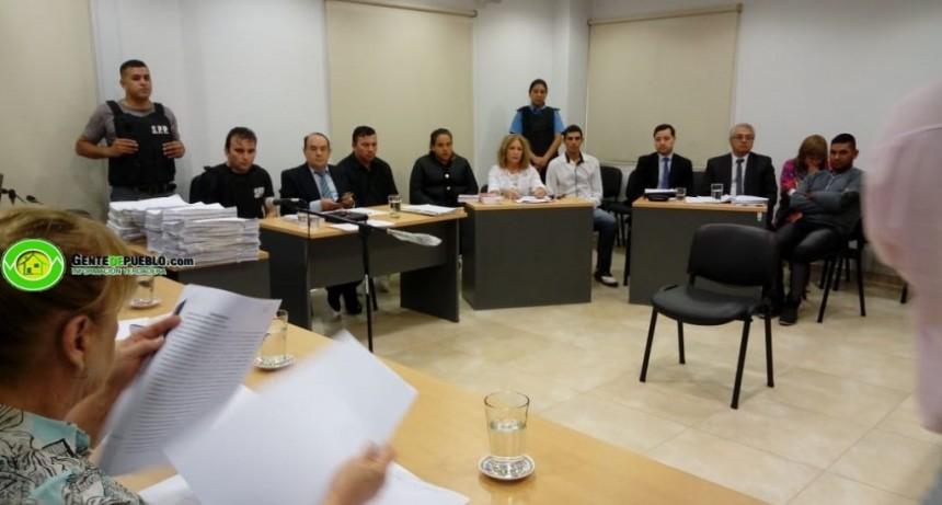 MAIRA: LA MADRE DE RODRIGO SILVA HOY DECLARA COMO TESTIGO