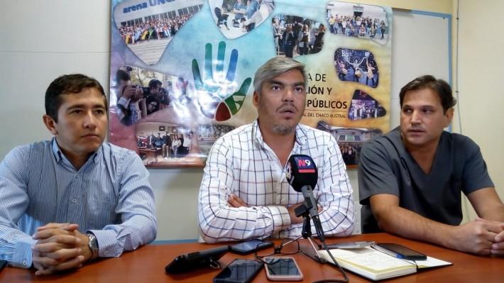 DESCARTAN PACIENTES CON CORONAVIRUS EN SÁENZ PEÑA, PERO HAY UN CASO SOSPECHOSO