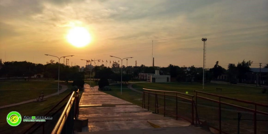 OTRO MIÉRCOLES CALUROSO EN LA CIUDAD