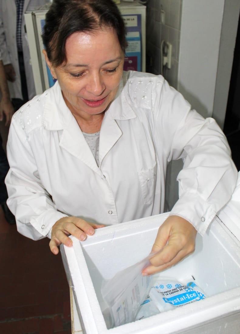 CORONAVIRUS: CHACO SUMÓ INSUMOS Y EQUIPAMIENTO PARA DUPLICAR LOS TEST LOCALES