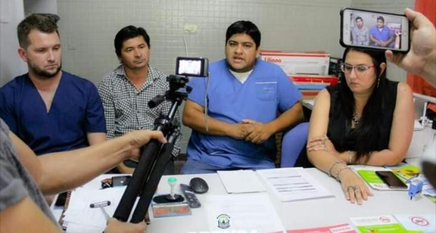 TRES CASOS IMPORTADO DE DENGUE POSITIVO EN SAN BERNARDO