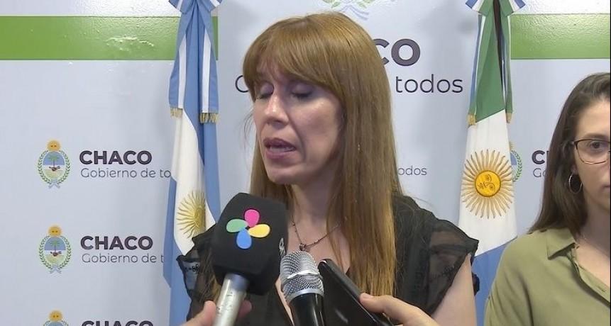 LA MINISTRA DE SALUD DE LA PROVINCIA DEL CHACO SE REFIRIÓ A LOS DOS CASOS DE CORONAVIRUS