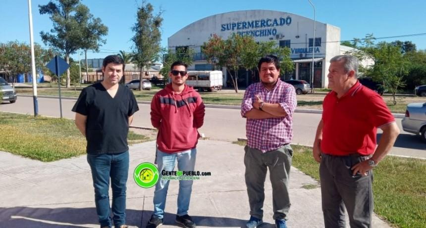 LA CÁMARA DE COMERCIO DONO BARBIJOS A EL HOSPITAL SALVADOR MAZZA