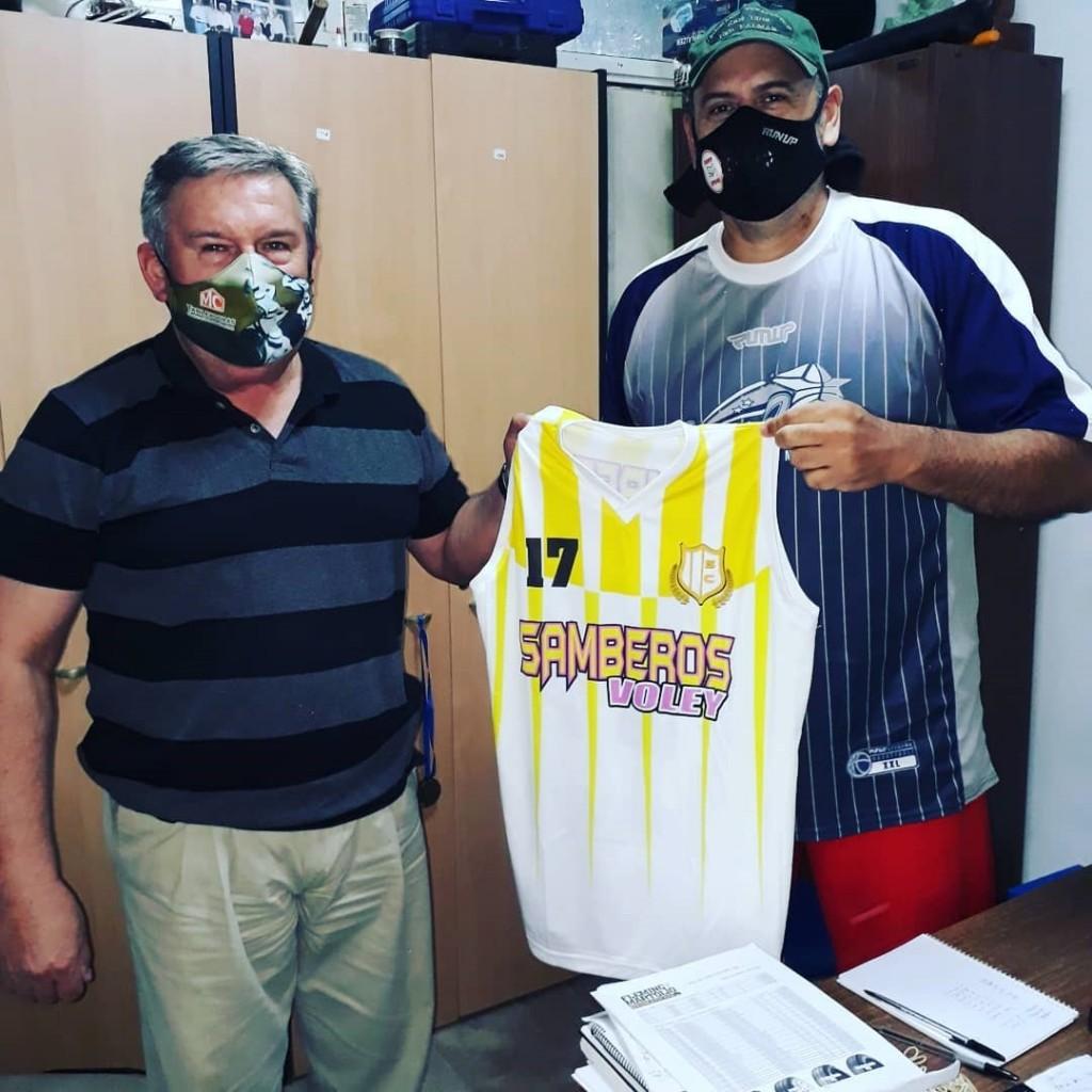 EL CLUB SAMBEROS SE RENUEVA ESTE 2021