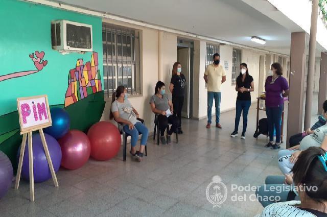 CARDOZO PARTICIPÓ DE UNA JORNADA REALIZADA EN EL MARCO DEL DÍA INTERNACIONAL DEL NIÑO Y NIÑA POR NACER