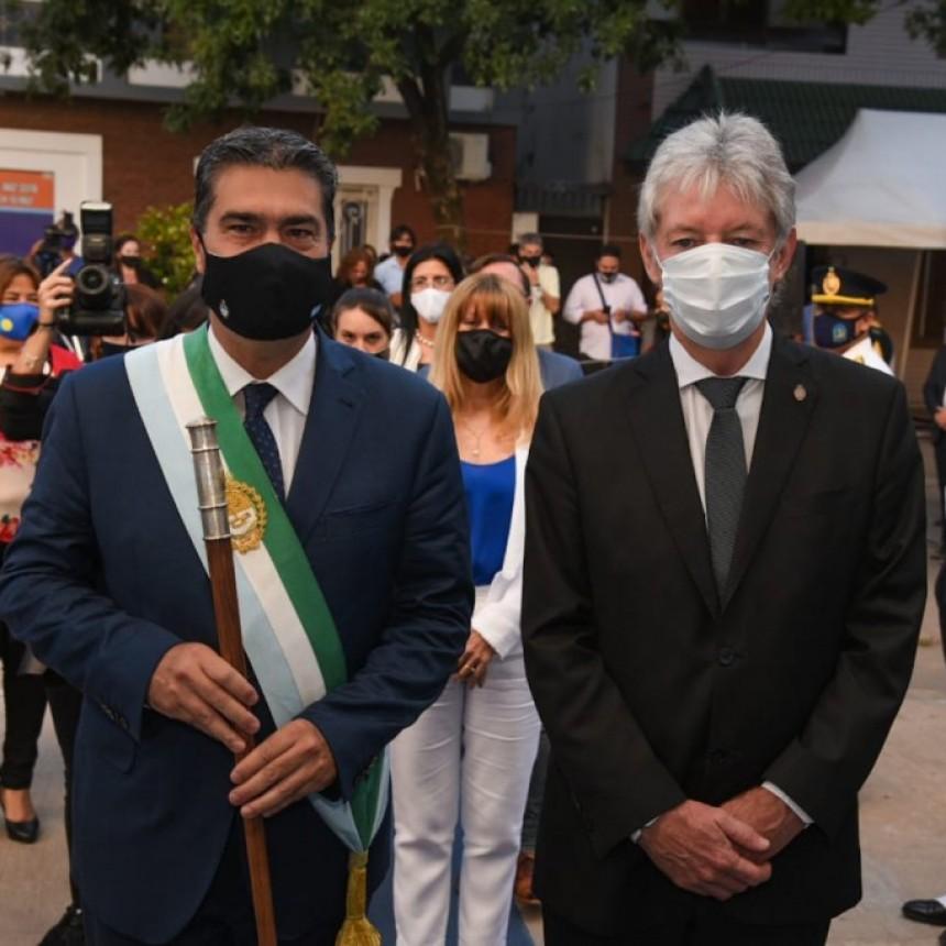 SAGER TRAS EL DISCURSO DE CAPITANICH: