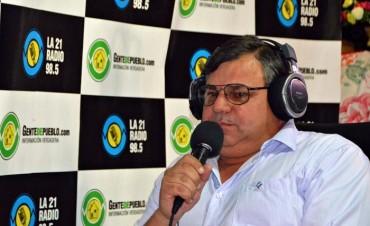 GUSTAVO PONCE DE LEÓN DESTACO EL ACOMPAÑAMIENTO DE LOS VECINOS A ESTA VIGILIA
