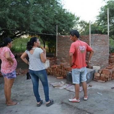 CON LA COLABORACIÓN DEL MUNICIPIO FAMILIA PUEDE ARMAR UN HORNO CHORICERO