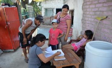 EL MUNICIPIO BENEFICIA A MÁS FAMILIAS DE ESCASOS RECURSOS CON MATERIALES PARA RECONSTRUCCIÓN DE TECHOS