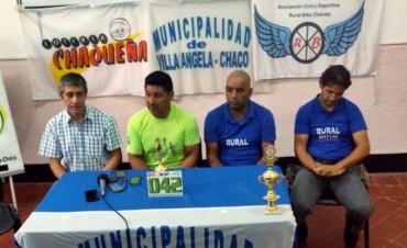 SE LANZO  LA PRIMERA FECHA DEL CAMPEONATO PROVINCIAL DE RURAL BIKE 2017