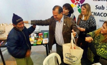 PAPP PRESENTÓ EL PROGRAMA MUNICIPAL DE ASISTENCIA MENSUAL ALIMENTARIA