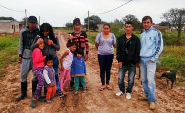 VECINOS DE LA QUINTA 10 RECLAMAN URGENTE SOLUCIÓN EN ALUMBRADO