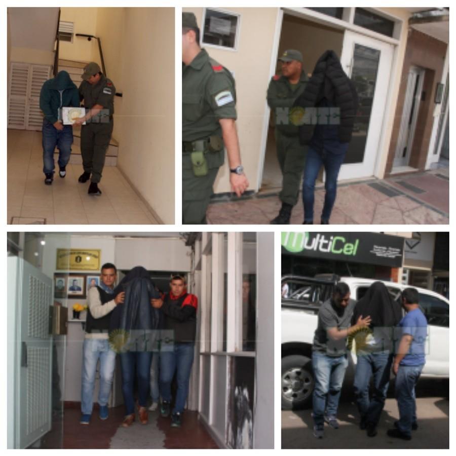 LOS FISCALES RESOLVIERON QUE LUGO, REY, KATAVICH Y BUTICCE CONTINÚEN DETENIDOS