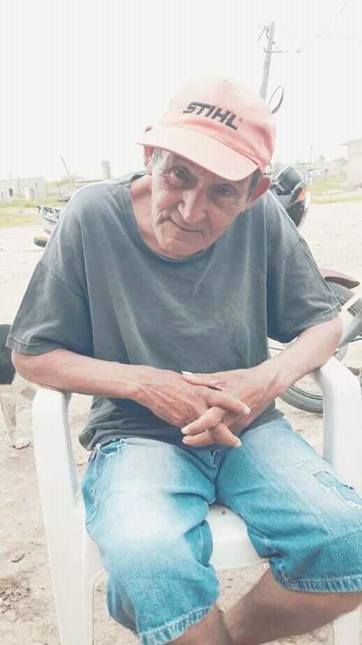 SE SOLICITA CONOCER EL PARADERO DE SANTOS MARECO DE 76 AÑOS DE EDAD