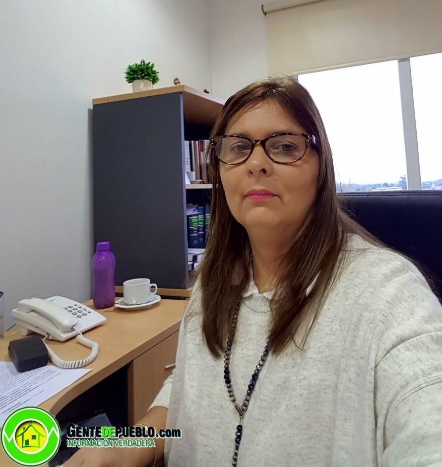 LA DOCTORA SILVANA RINALDIS FUE LA ENCARGADA DE PEDIR PRISIÓN PERPETUA PARA LA MADRE QUE MATO A SU HIJO