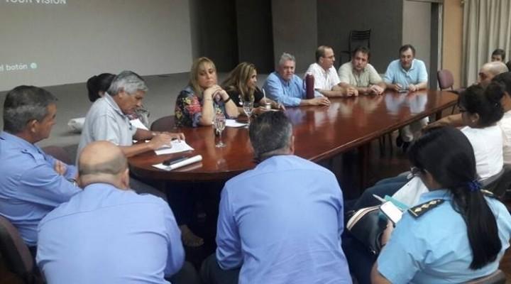 CONCEJALES RECIBIERON A GANADEROS PREOCUPADOS POR EL AUMENTO DEL ABIGEATO