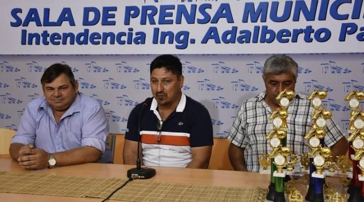 """DEPORTES INVITA AL CIERRE DEL TORNEO DE FÚTBOL 5 """"THEO VEGA"""""""