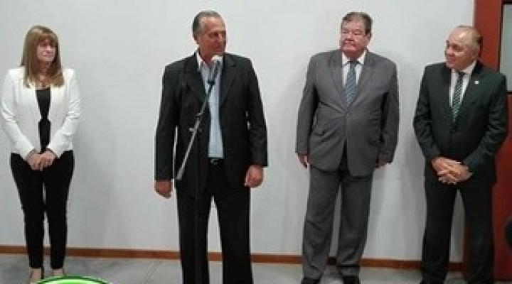 PAPP PARTICIPÓ DE LA INAUGURACIÓN DE LA SALA DE ARMAS Y EFECTOS SECUESTRADOS DEL PODER JUDICIAL DE VILLA ÁNGELA