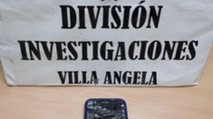 """HIZO UNA """"GAUCHADA"""" EN LA RUTA Y LE ROBARON EL CELULAR"""