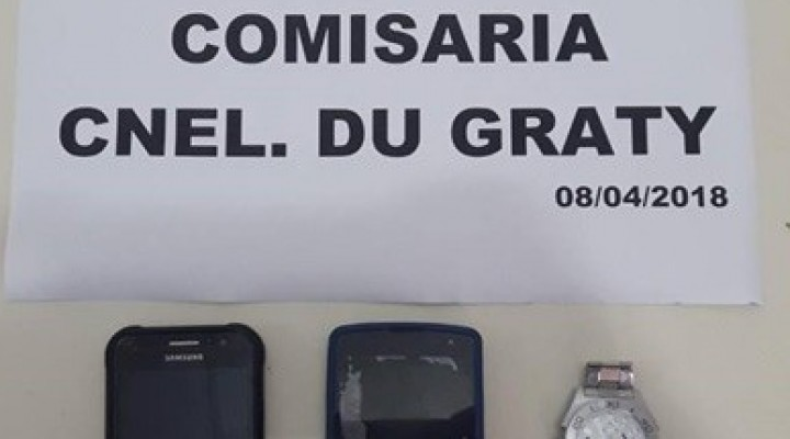 DU GRATY: ASALTARON A DOS VILLANGELENSES EN LA RUTA 95 SUR