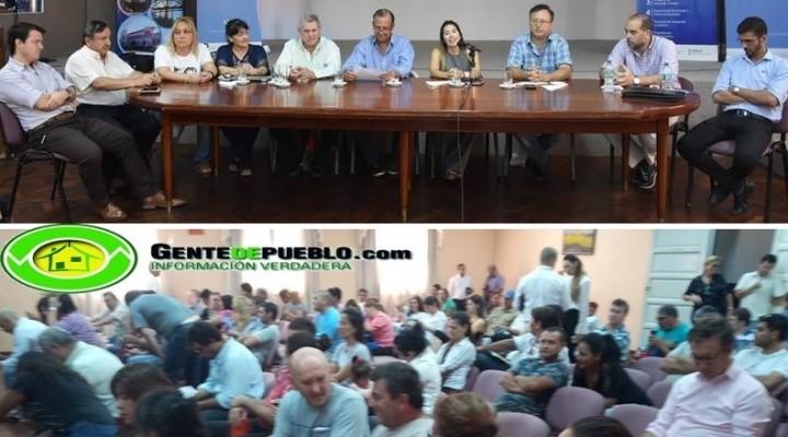 """CON UNA CONVOCATORIA DE MÁS DE 150 EMPRENDEDORES, SE REALIZÓ LA JORNADA """"DÍA PYMES"""""""