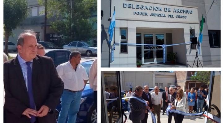 """DR PIGNATA: """"ESTE NUEVO ESPACIO FACILITA TENER ORDENADO LOS SECUESTROS Y ARCHIVOS"""""""