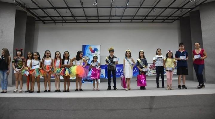POR PRIMERA VEZ DESDE EL MUNICIPIO DISTINGUIÓ A COMPARSAS INFANTILES